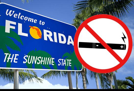 ETATS-UNIS : Vers une interdiction de la cigarette électronique en Floride ?