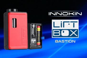 INFORMAZIONI SUL GRUPPO: LiftBox Bastion (Innokin)