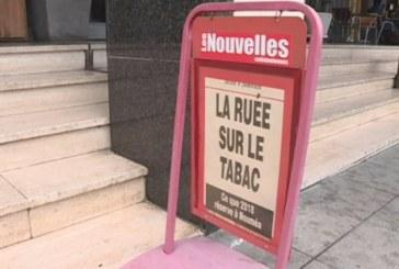 קאלדוניה החדשה: מחירי הטבק הממריאים והולכים על העלייה.