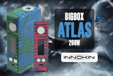 INFORMAZIONI SUL LOTTO: Bigbox Atlas 200w (Innokin)