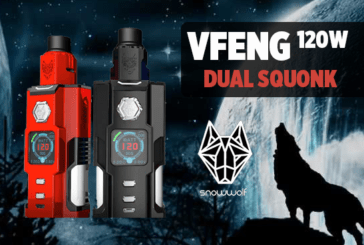 BATCH INFO: Vfeng 120W Dual Squonk (Snowwolf)