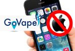 טכנולוגיה: אפל ענק מסרב להציע את הבקשה GoVape.