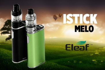 INFORMAZIONI SUL LOTTO: Istick Melo (Eleaf)