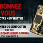 NEWSLETTER: Subscribe and try to win a Sx Mini G Class!