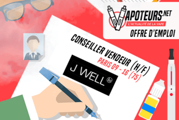 JOB OFFER: Sales Consultant (M / F) - JWELL - Paris 09 / Paris 16