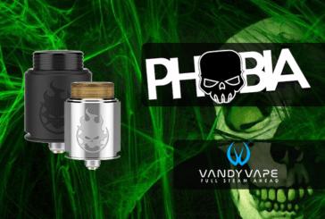 BATCH INFO: Phobia RDA (Vandy Vape)