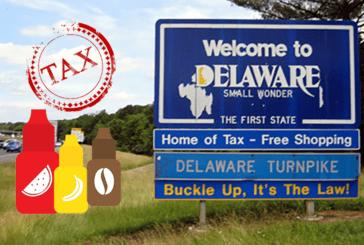 ETATS-UNIS : Depuis le 1er Janvier, l'e-cigarette est taxée dans le Delaware.