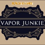 REVISIÓN: Peach Yogurt by Vapor Junkie