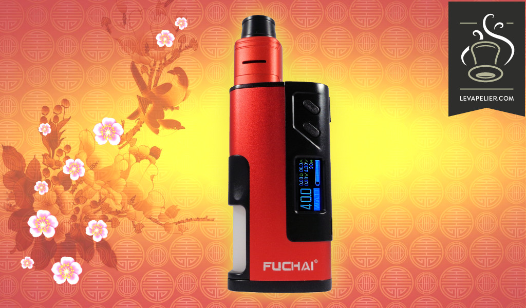 סקירה: Fuchai Squunk 213 Kit על ידי Sigelei