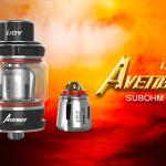 מידע נוסף: Avenger Sub-ohm (Ijoy)