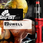 INFO BATCH : Ironfist TC 200W (Uwell)