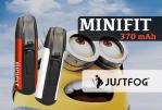 מידע נוסף: Minifit 370 mAh (Justfog)