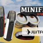 INFO BATCH : Minifit 370 mAh (Justfog)