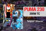 מידע נוסף: PUMA 230 200W TC (סופת אדים)