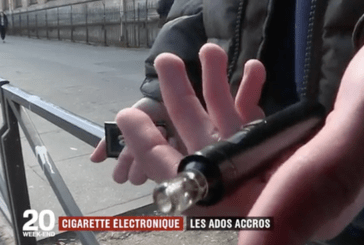 SOCIEDAD: ¡el cigarrillo electrónico es un verdadero éxito para los adolescentes!