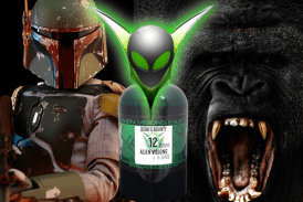 PARLONS E-JUICE : Un retour fracassant du Boba's Bounty et du Gorilla Juice !