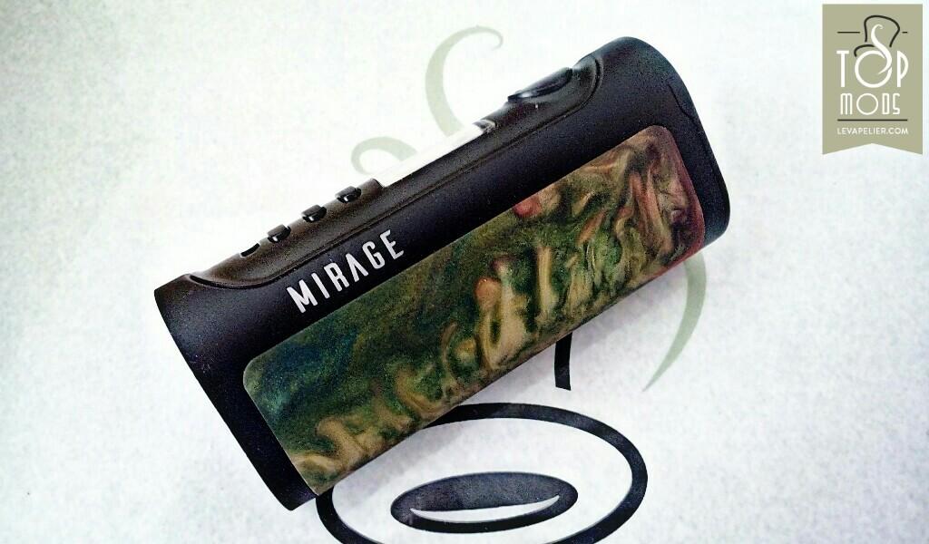 RECENSIONE: Box Mirage DNA 75C di Lost Vape