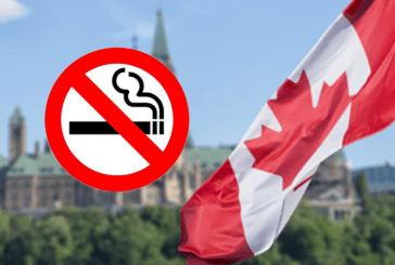 CANADA: Hampstead colpisce tabacco e cannabis ma non sigarette elettroniche.