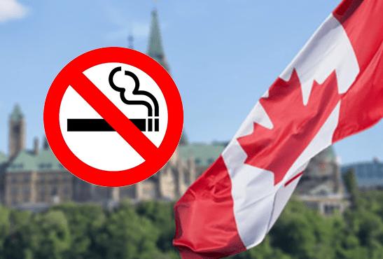 קנדה: המפסטד פוגעת בטבק ובקנביס אבל לא על סיגריות אלקטרוניות.