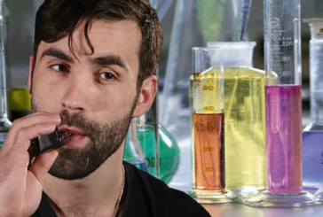 STUDY: The e-cigarette exposes to toxic products even without nicotine.