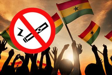 GHANA: לקראת איסור על סיגריות דואר ו Shisha.