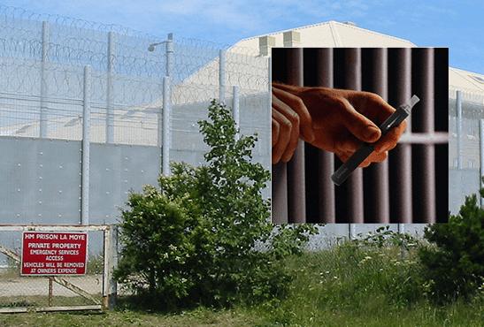 JERSEY: divieto del tabacco ma nessuna e-sigaretta in prigione!