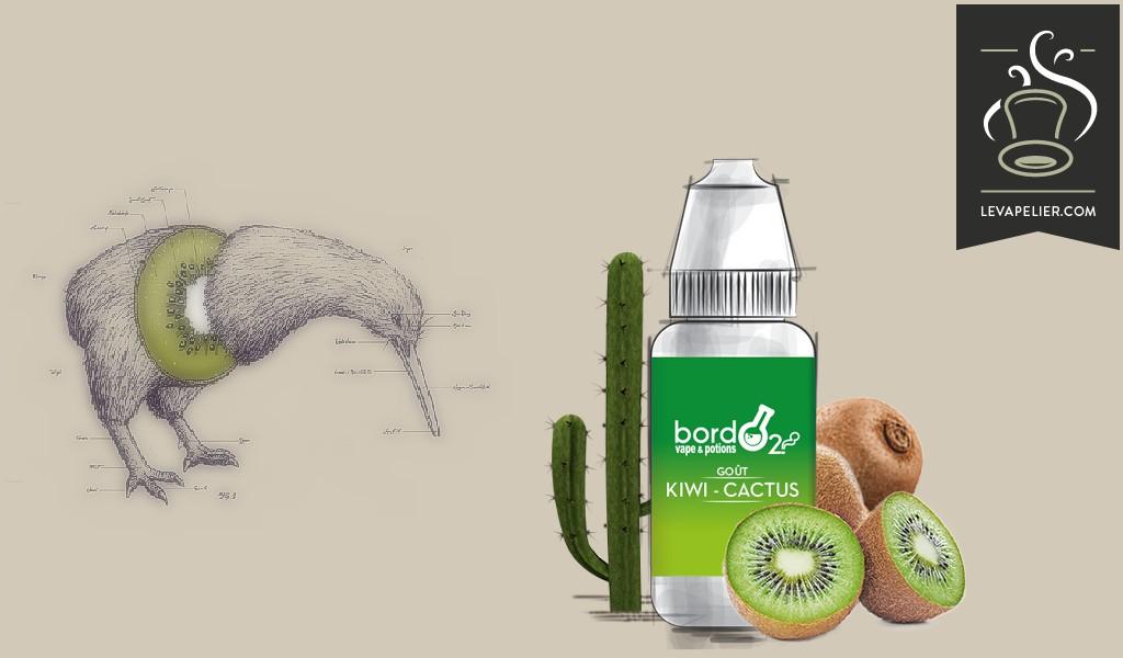 REVUE : Kiwi Cactus (Gamme Classique) par BordO2