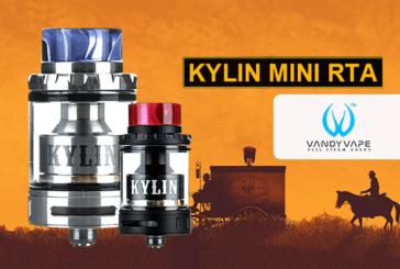 INFO BATCH : Kylin Mini RTA (Vandy Vape)