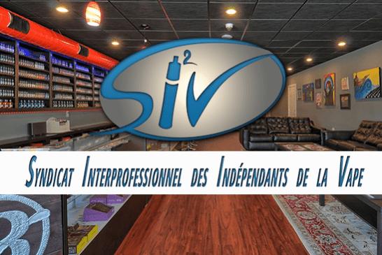 ECONOMIE : Création du SI²V, un nouveau syndicat interprofessionnel de la vape !