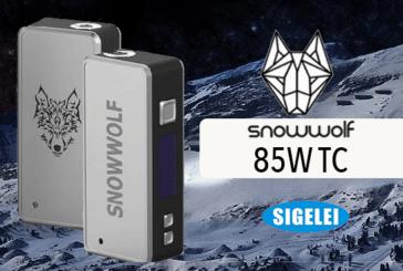 INFO BATCH : Snowwolf 85W TC (Sigelei)