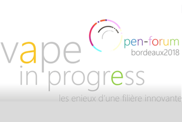 VAPE IN PROGRESS – OPEN FORUM – Bordeaux (France)