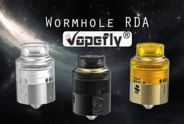 INFORMAZIONI SUL LOTTO: Wormhole RDA (Vapefly)
