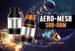 INFORMACION DE BATCH: Aero-Mesh Sub-Ohm (Geek Vape)
