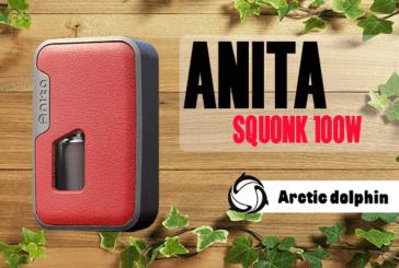 INFO BATCH : Anita Squonk 100W (Arctic Dolphin)