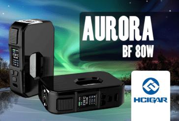 INFO BATCH : Aurora 80W (Hcigar)