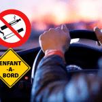 BELGIQUE : La Flandre veut interdire l'e-cigarette en voiture en présence d'enfants !