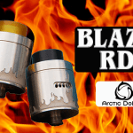 INFO BATCH : Blaze RDA 24 mm (Arctic Dolphin)