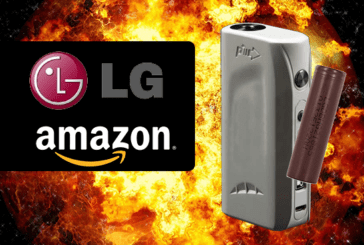 UNITED STATES: After the explosion of an e-cigarette, it attacks Amazon and LG Electronics in court.