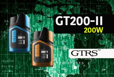 INFO BATCH : GT200-II 200W (GTRS)