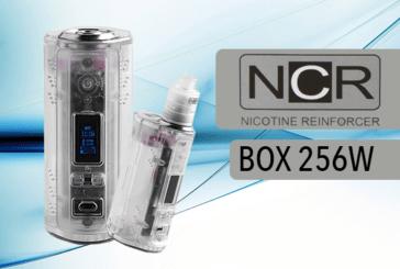 מידע נוסף: ניקוטין ריינפורסר 256W TC (NCR)