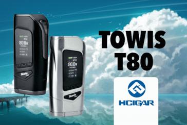 מידע נוסף: Towis T80 (Hcigar)