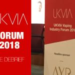 ROYAUME-UNI : Une grande première réussie pour le Forum UKVIA 2018 !