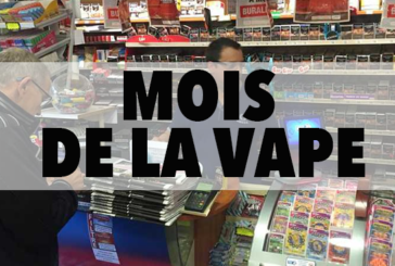 "ECONOMY: Towards a ""month of the vape"" in partnership with the tobacconists?"