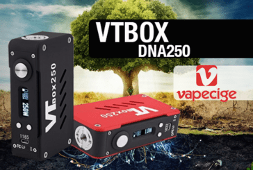 INFO BATCH : VTBox DNA250 (Vapecige)