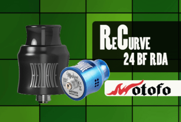 BATCH INFO: ReCurve 24 BF RDA (Wotofo)