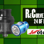 מידע נוסף: ReCurve 24 BF RDA (Wotofo)