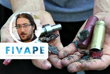 """EXPLOSION: """"It's not e-cigarettes that are dangerous! """""""