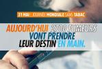 FRANCE : La FIVAPE met en avant l'e-cigarette pour la journée mondiale sans tabac.