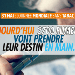 FRANCIA: FIVAPE presenta la sigaretta elettronica per la Giornata mondiale senza tabacco.