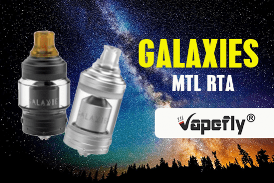 INFO BATCH : Galaxies MTL RTA (Vapefly)